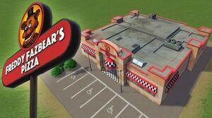 The Freddy Fazbear's Pizza Restaurant