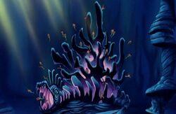 Escape from Ursula's Grotto