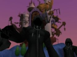 Organization XIII's Black Coats