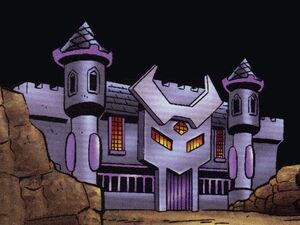 The Iron Fortress