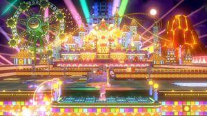 The World Bowser Amusement Park