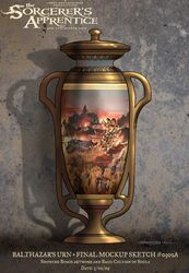 The Grimlock Urn