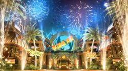 Welcome to Dr. Eggman's Incredible Interstellar Amusement Park
