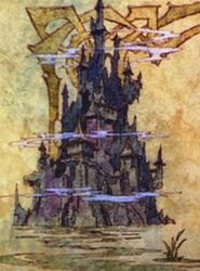 The Horned King's Ancient Castle