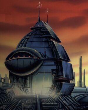 Dr. Robotnik's Headquarters
