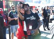 New York Comic Con 2015 - Ash vs Evil Dead event 029