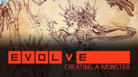 The Evolution of Evolve –– Episode 5 Creating a Monster