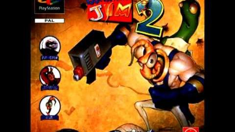Earthworm Jim 2 (PS1) Soundtrack - Inflated Head