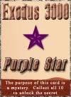 Card purplestar
