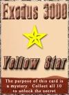 Card yellowstar