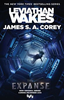 Image result for leviathan wakes cover
