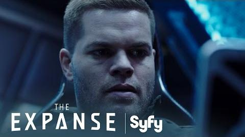 THE EXPANSE Alex VS Amos Syfy