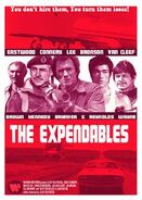 The Expendables 60s 70s style