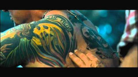 The Expendables - Tattoo Clip