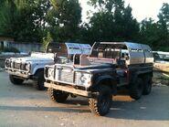Land Rover Defender 110 6X6