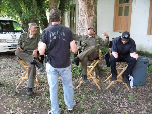 File:Expendables stuntmen Henry Kingi, Rock Galotti, Eddie J. Fernandez & Justin Riemer on-set.jpg