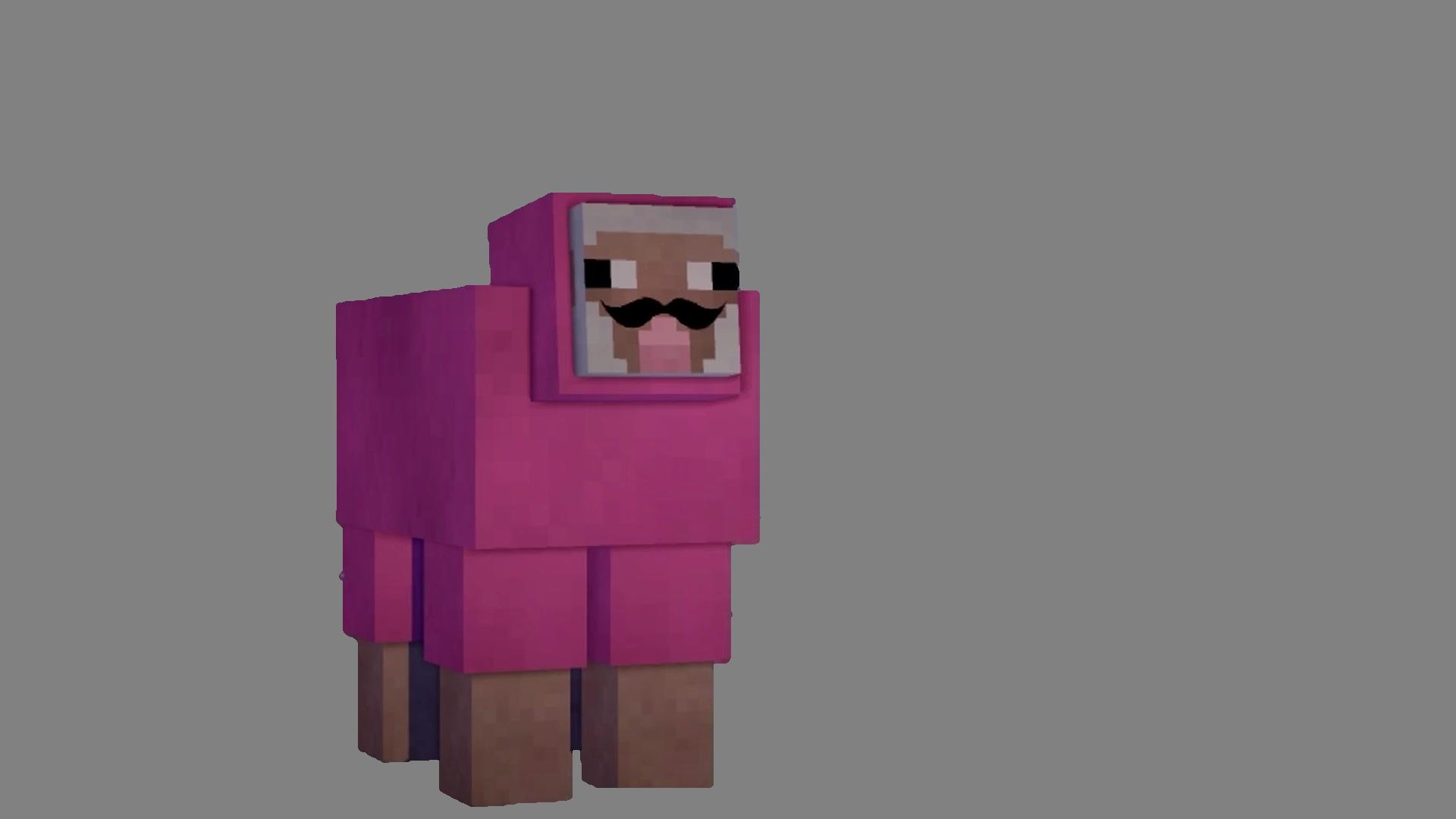 Pink Sheep Explodingtnt