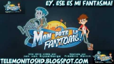 Ey, Ese Es Mi Fantasma! - Mon Pote le Fantôme! - Dude, That's My Ghost!