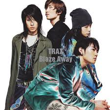 TRAX - Blaze Away