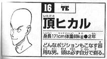 Hikaru Itadaki