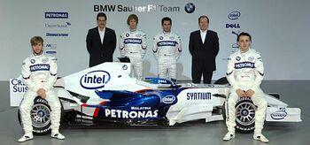 Bmw sauber f1 team qp006944-c