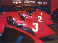 1950 Team Alfa Romeo
