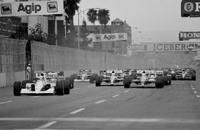 Senna USGP 91
