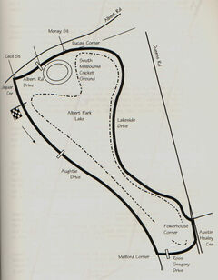 MelbourneCircuit1950s