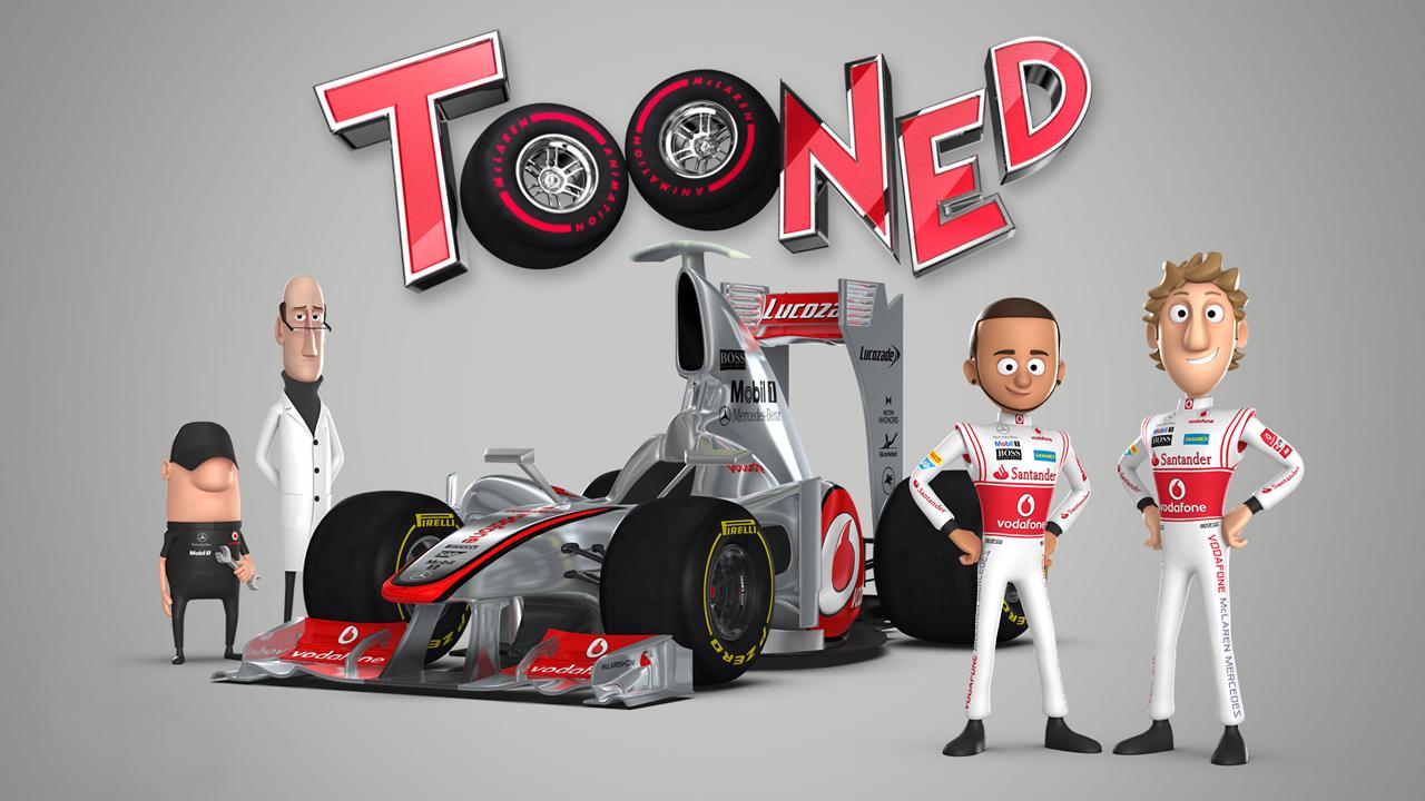 Tooned The Formula 1 Wiki Fandom Powered By Wikia