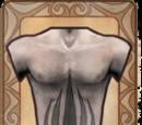 Furite Flame Stomach Tattoo