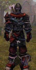 Dark Chainmail Suit
