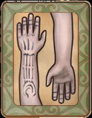Tallin Clan Arm Tattoo