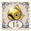 Stamp Lunker Fish