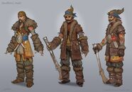 Fable 3 Male Dweller concept