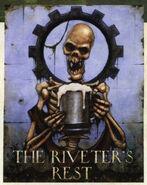 Riveter's Rest Art