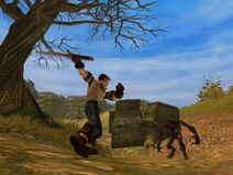 Hero Fighting Balverine