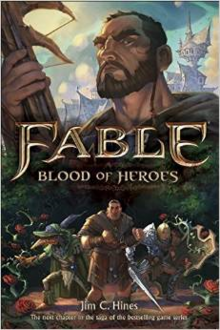 Fable Blood of Heroes Cover Art