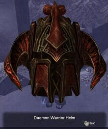 Daemon Warrior Helm