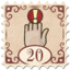 Stamp Demon Finger