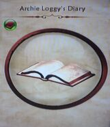Archie Loggy's Diary