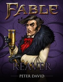Fable Reaver Cover