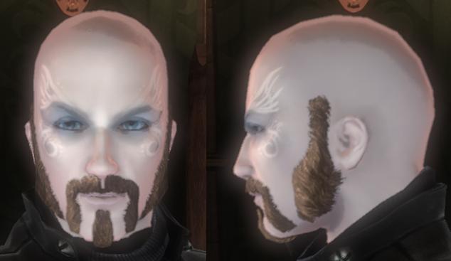 Miraculous Image Sideburns And Beard The Fable Wiki Fandom Powered Short Hairstyles Gunalazisus