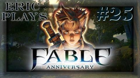 Fable Anniversary 25 Oracle of Snowspire