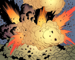 I29 Castle Explosion