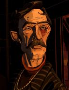 CW Crooked Man Smug