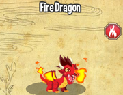 Fire dragon lv 1-3