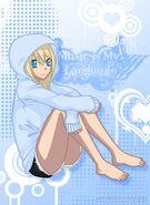Yuki Hoodie2