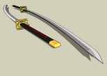New katana by McDraw