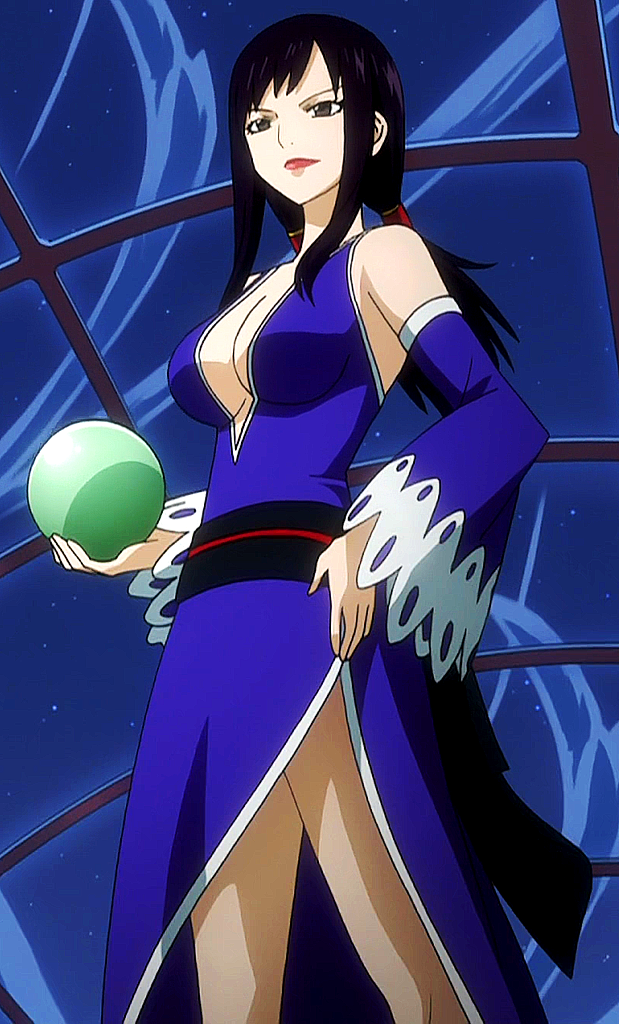 Image - Ultear X791 Colored.jpg - Fairy Tail Wiki, the