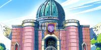 Budynek Blue Pegasus